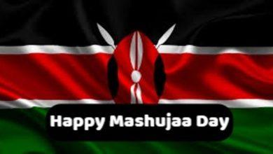 Happy Mashujaa Day