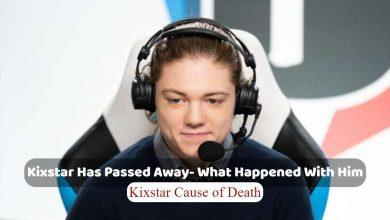 Kixstar death