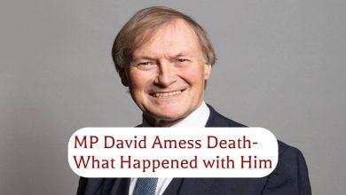 MP David Amess Death
